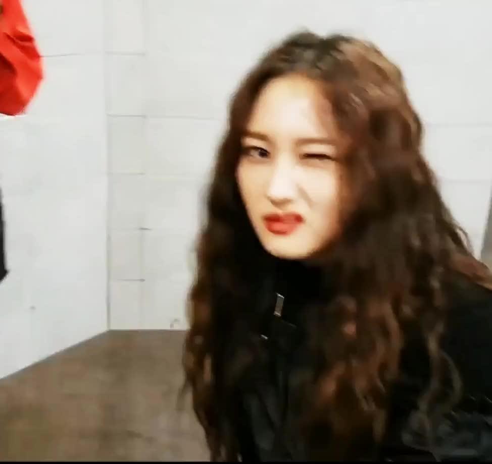 dreamcatcher, siyeon, Rude Siyeon GIFs