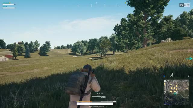 Watch and share Vlc-record-2017-12-09-03h15m28s-PLAYERUNKNOWN GIFs on Gfycat