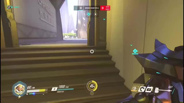 Watch Precision German Engineering GIF by Pharmercy (@roque805) on Gfycat. Discover more Overwatch, Reinhardt, funny GIFs on Gfycat