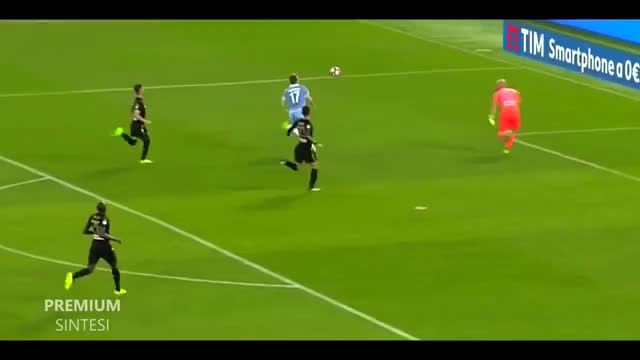 Watch and share Lazio-Napoli 0-3 - HD HIGHLIGHTS - 9/04/2017 GIFs by flc1997 on Gfycat