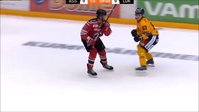Watch The play GIF on Gfycat. Discover more hockey GIFs on Gfycat