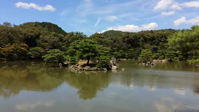 Watch and share Golden Temple (Kinkaku-ji) (reddit) GIFs on Gfycat