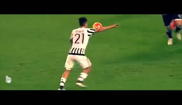 Watch and share Paulo Dybala - Amazing Skills & Goals - 2016 GIFs on Gfycat