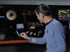 Watch and share Leonard Nimoy GIFs and Celebs GIFs by George Rios on Gfycat