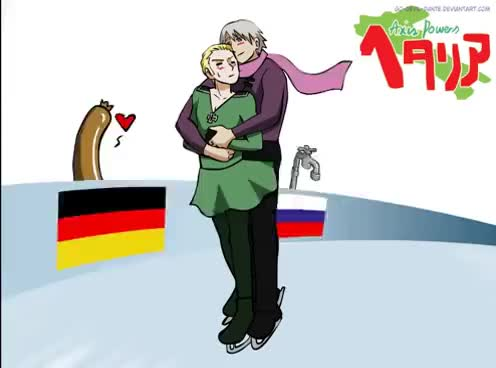Watch and share Hetalia GIFs and Anime GIFs on Gfycat