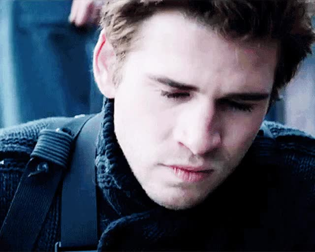 Watch and share The Hunger Games GIFs and Liam Hemsworth GIFs on Gfycat
