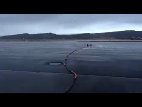 Watch Air Iceland Ground crew GIF on Gfycat. Discover more related GIFs on Gfycat