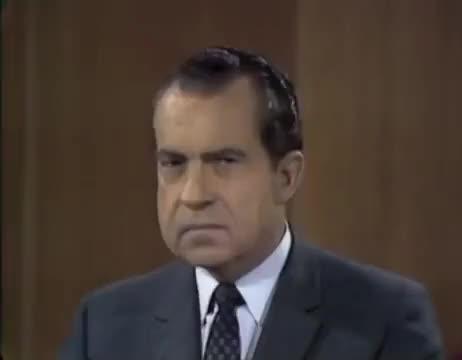 Watch and share Richard Nixon GIFs and Sock It To Me GIFs by crthaze on Gfycat