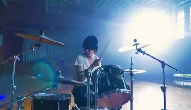Watch 0.8syooogeki Drummer GIF on Gfycat. Discover more related GIFs on Gfycat