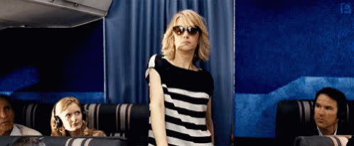 act natural, bridesmaids, disguise, hungover, kristen wiig, strut, sunglasses, Kristen Wiig Hangover GIFs