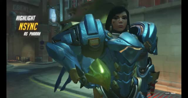 Watch Overwatch 7_23_2017 12_30_42 AM GIF on Gfycat. Discover more Overwatch, pharah GIFs on Gfycat