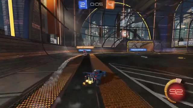 Watch and share Rocket League 2019 01 27 22 10 07 13 DVR GIFs on Gfycat