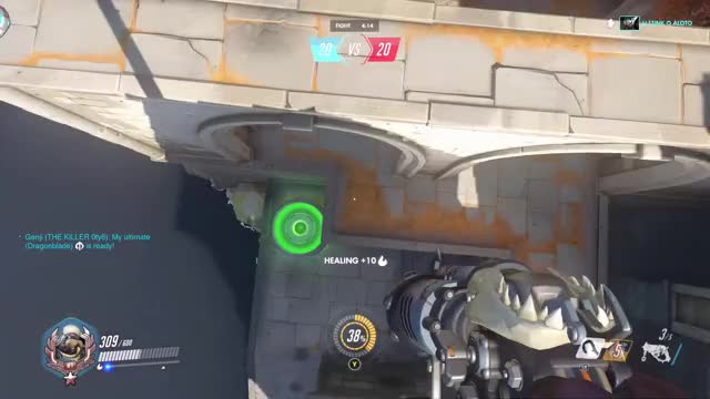 Watch this GIF by Xbox DVR (@xboxdvr) on Gfycat. Discover more OverwatchOriginsEdition, TheSideWolf, xbox, xbox dvr, xbox one GIFs on Gfycat