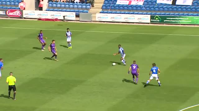 Watch Colchester v Port Vale GIF on Gfycat. Discover more colchester, soccer GIFs on Gfycat