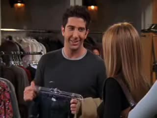 Watch this why GIF by The Livery of GIFs (@thegifery) on Gfycat. Discover more celebs, david schwimmer, friends, jennifer aniston, joey, man, rachel, ross, why GIFs on Gfycat
