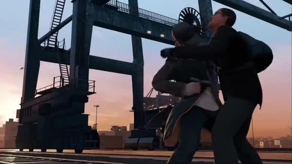 Watch Dogs Launch Trailer GIFs