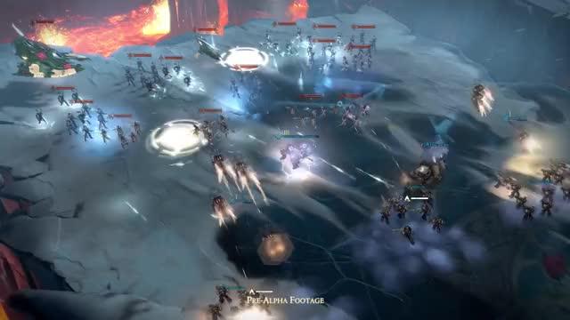 Watch and share Total Warhammer 40k Gabriel Angelos GIFs by dizzypw on Gfycat