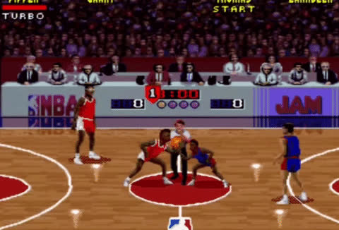#TBT To Our Favorite NBA Jam GIFs