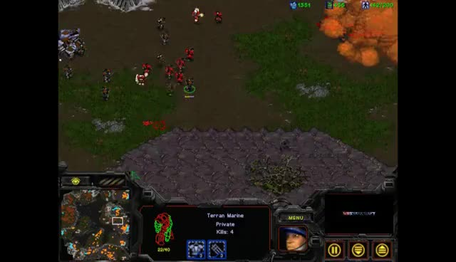Watch and share Jaedong V Flash BROODWAR G1 GIFs on Gfycat