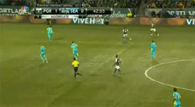 Watch and share Star Attraction: Diego Valeri GIFs on Gfycat