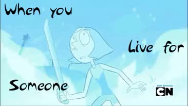 Watch Local Fangirl GIF on Gfycat. Discover more do it for her su, edit, gif, gif edit, pearl, steven bomb, steven universe, su pearl GIFs on Gfycat