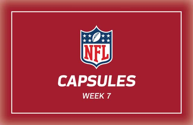 Watch and share Week 7 NFL Capsules GIFs by nlk21 on Gfycat