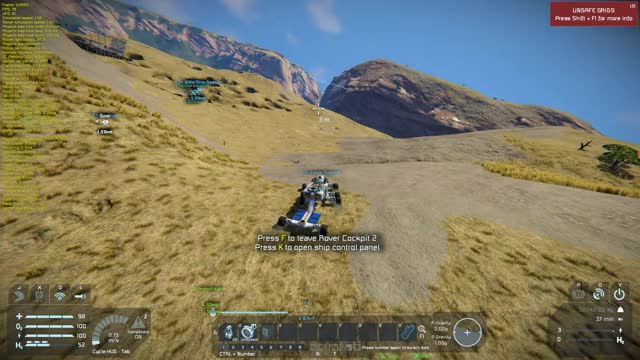Watch Close call GIF on Gfycat. Discover more Space engineers, rover GIFs on Gfycat