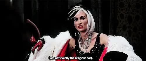 Watch Once Upon a Time GIF on Gfycat. Discover more cruella, cruella de vil, funny, mr gold, once upon a time, ouat, ouat 4x12, ouat 4x13, ouat funny, ouat quotes, ouatfairytales, robert carlyle, rumpelstiltskin, rumple, rumple and cruella, rumplestiltskin, victoria smurfit GIFs on Gfycat
