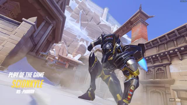 Watch and share Overwatch GIFs by scionkyle on Gfycat