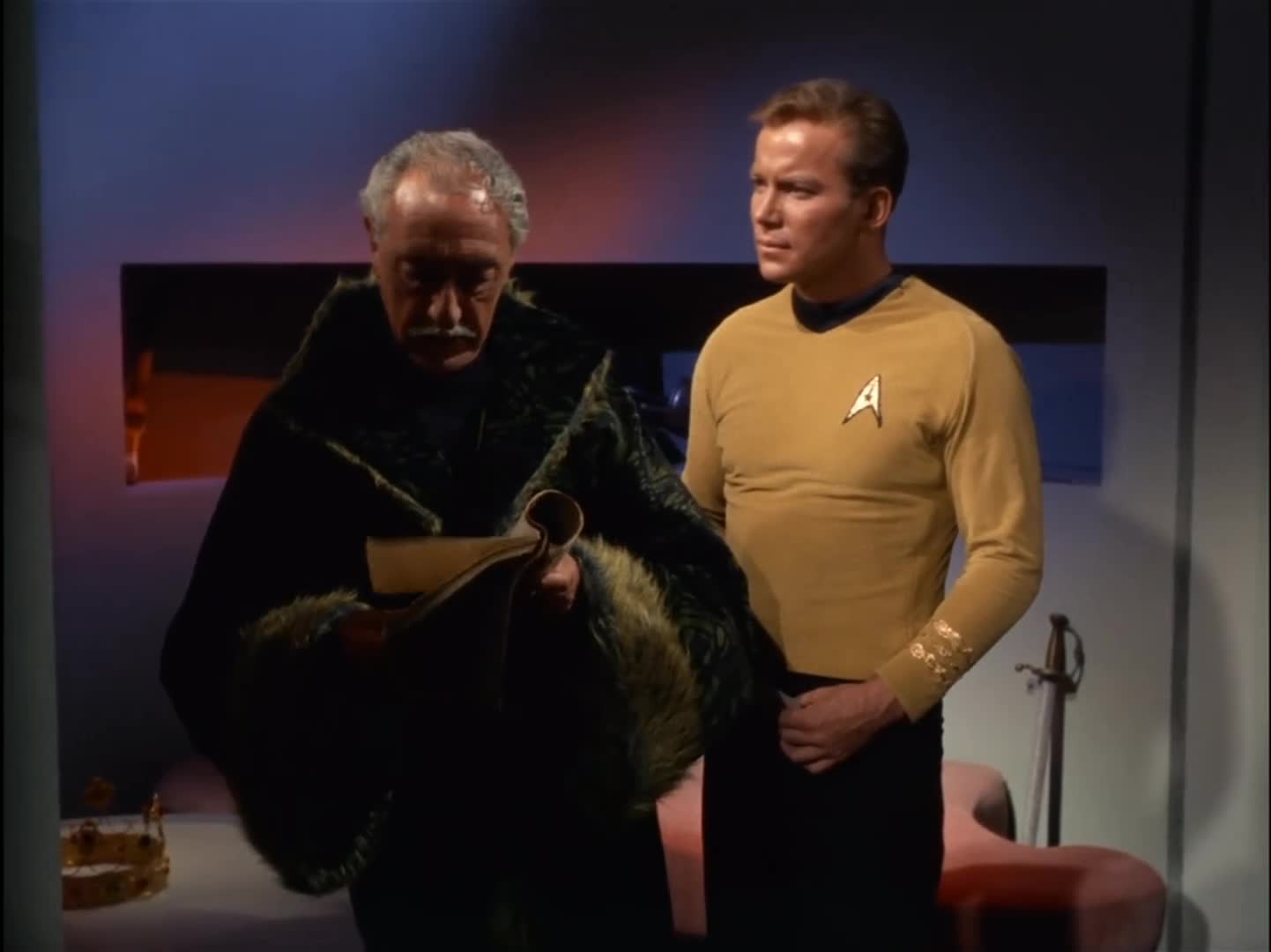 celebs, william shatner, Younger GIFs