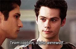 Watch 4x03 / 5x09 GIF on Gfycat. Discover more 100, 50, Dylan O'Brien, NOT FAIR, mine, parallels, sciles, skittles, stiles stilinski, teen wolf, tw, tw gifset, tw quotes, twedit, twgif GIFs on Gfycat