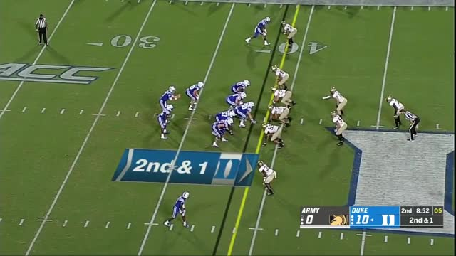 Watch Daniel Jones (Duke QB) vs. Army (2018) GIF on Gfycat. Discover more Caddy to the Lama, Film & Animation, Wondershare Filmora, football GIFs on Gfycat