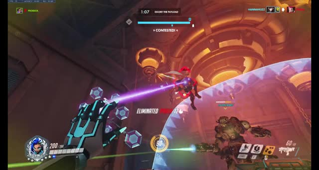 Watch and share Genji Get Wrecked GIFs and Overwatch GIFs by kindlyadjust on Gfycat