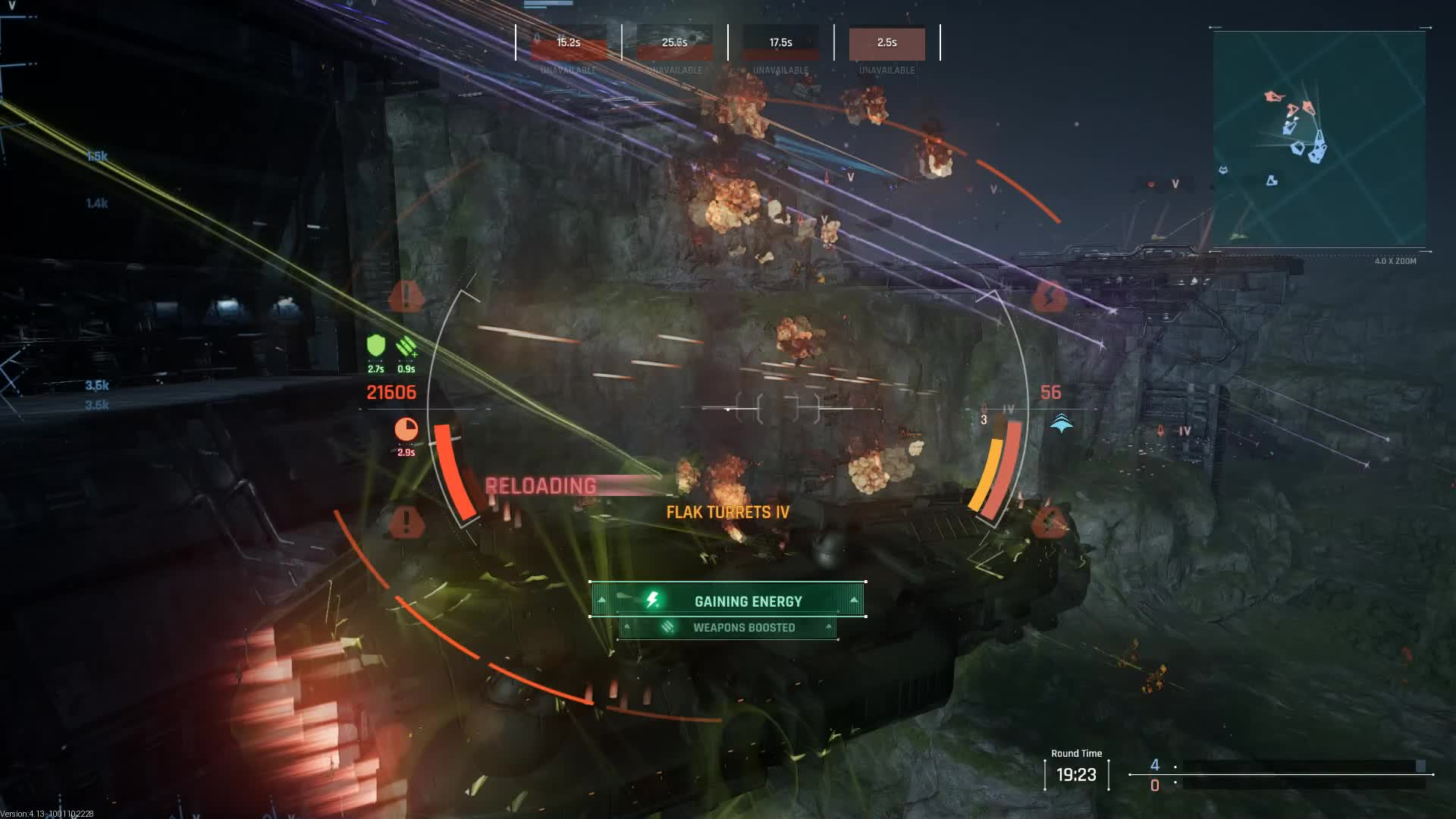 Dreadnought, Gaming, Holdmyredbull, PC, PCGaming, PVP, Popular, Space, Spaceship, Trending, Willis, Dreadnought - He flew right into my Flashpoints...no aim GIFs