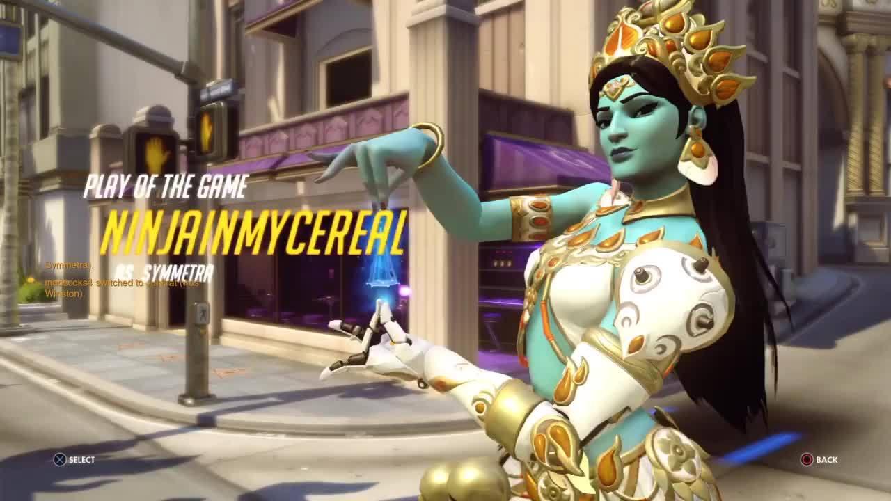 mercy, overwatch, overwatchmemes, Mercy fucking dies GIFs