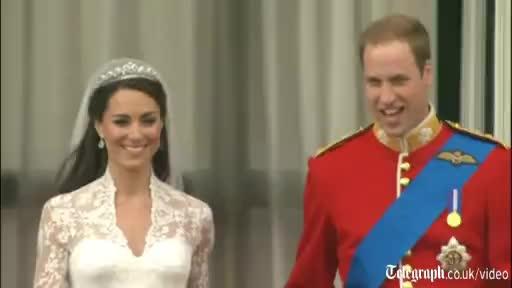 Royal Wedding, kiss, Balcony Kiss GIFs