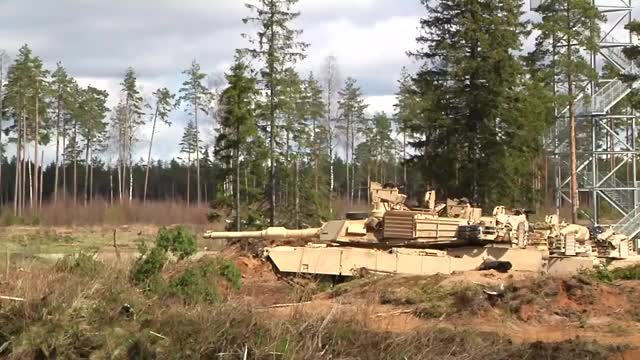 Watch and share More Abrams In Estonia Footage (reddit) GIFs on Gfycat