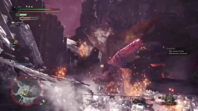 Watch and share Zipp9 Playing Monster Hunter: World - Twitch Clips GIFs on Gfycat