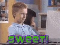 brent rambo, sweet, sweet, kazoo kid, internet safety, thumbs up, nerd thumbs up GIFs
