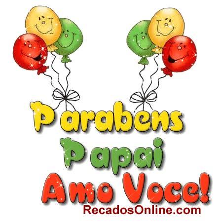 Watch and share Imagens E Frases De Aniversário De Pai animated stickers on Gfycat