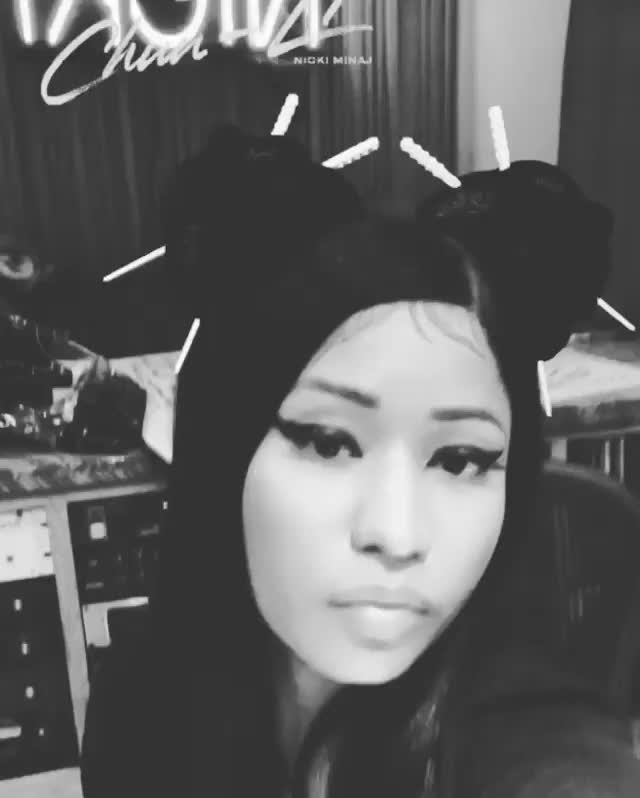Watch and share Video By Nickiminaj GIFs on Gfycat