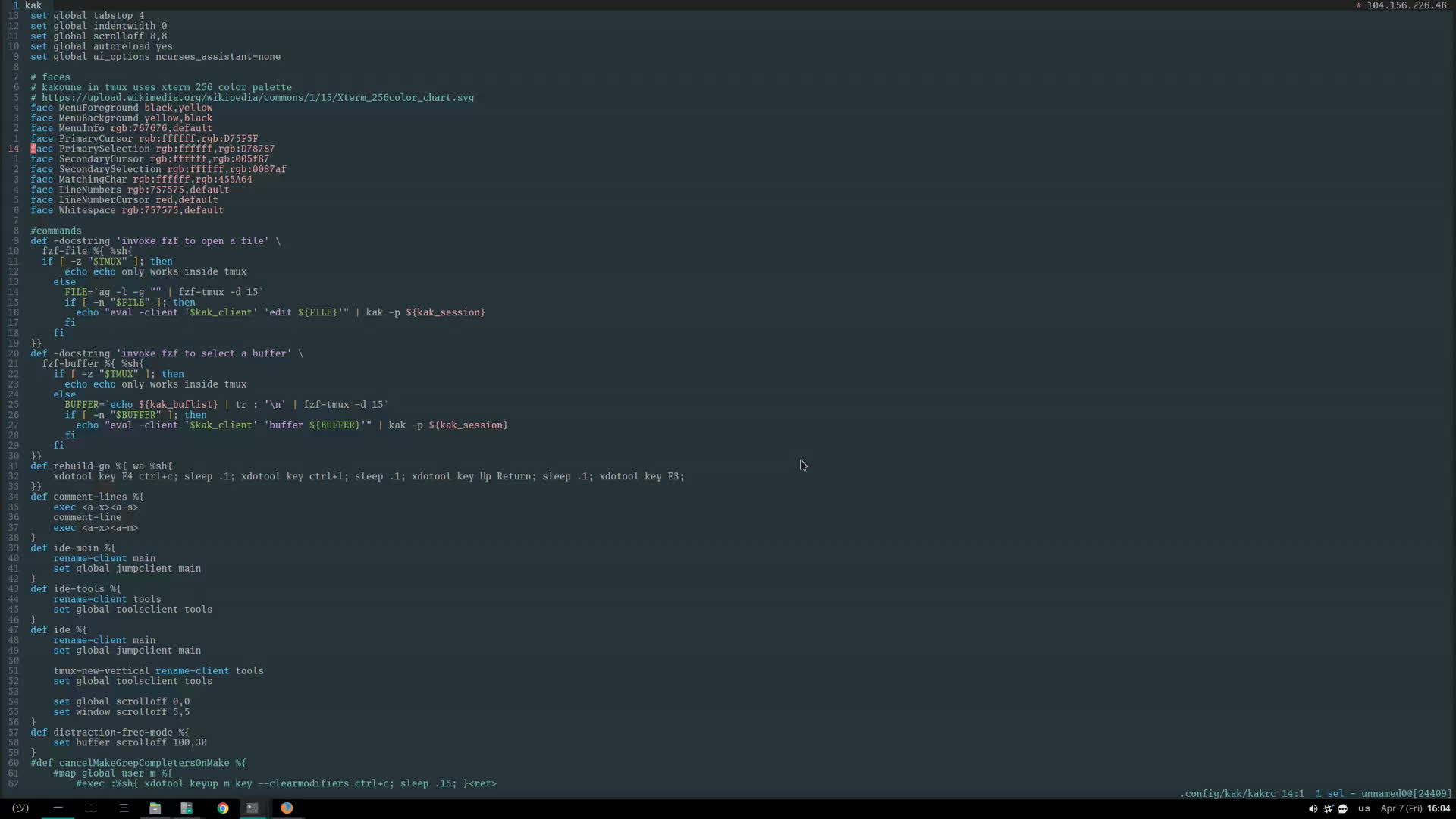Terminal Fits Lines Perfectly In Different Modes Including Fullscreen  Dockbar X Menu