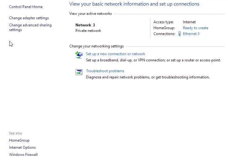 Windows10, windows10, File and printer sharing won't stay on! (reddit) GIFs