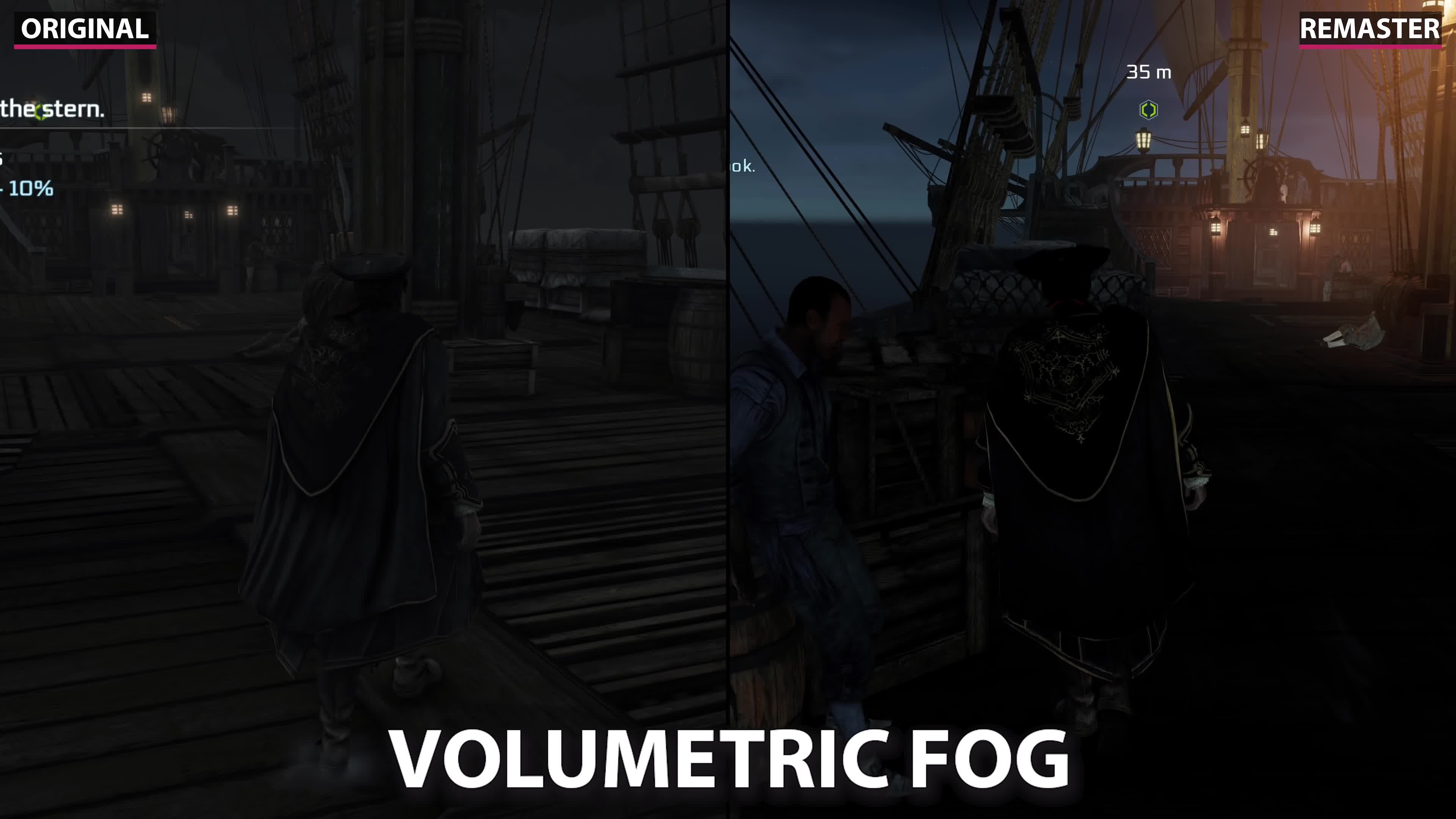 Assassin S Creed 3 Original Vs Remaster Graphics Comparison