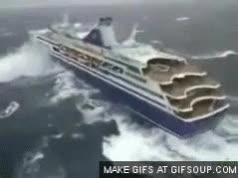 Watch and share Tsunami Boat GIFs on Gfycat