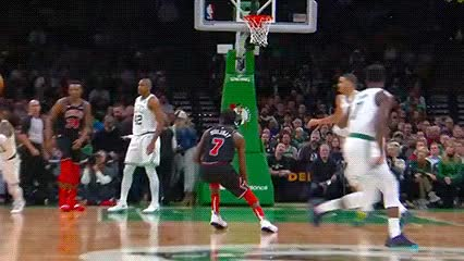 Watch Kyrie Irving and Jaylen Brown — Boston Celtics GIF by Off-Hand (@off-hand) on Gfycat. Discover more 111418 GIFs on Gfycat