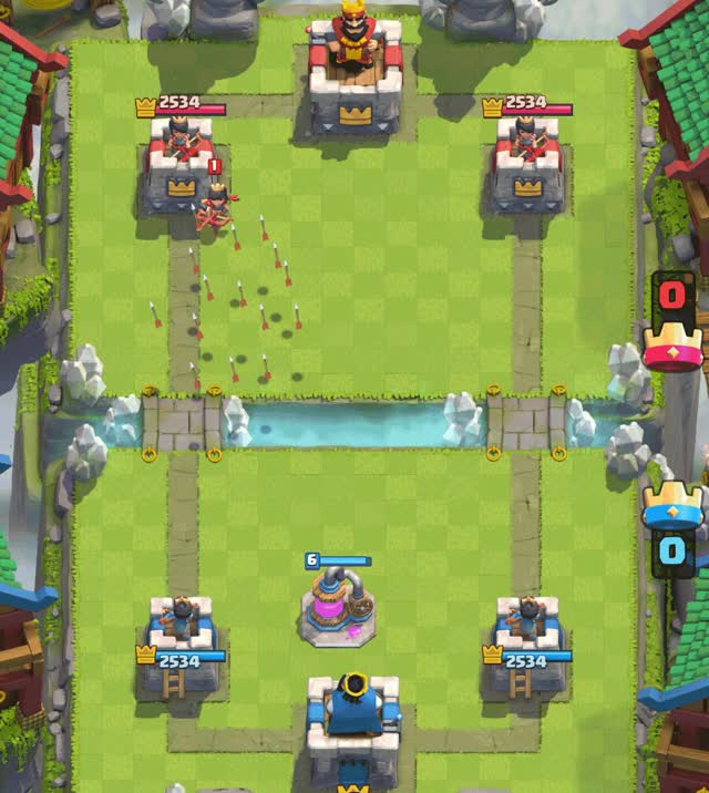 Watch and share CLASH ROYALE GIF - Clash Royale Xtremo : Guias De Arena GIFs on Gfycat
