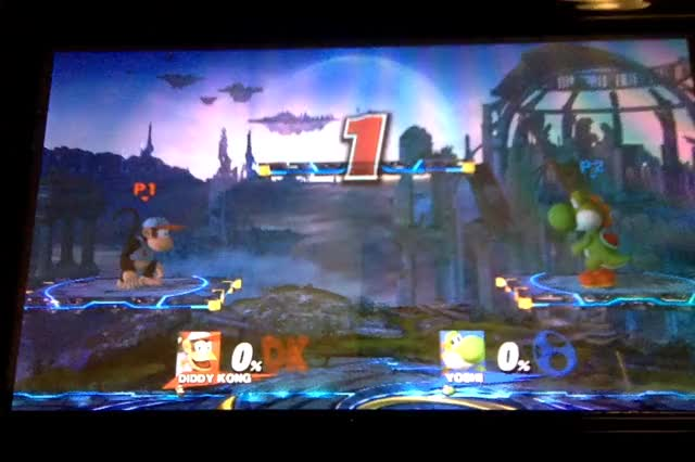 Watch Diddy Banana Z-Aerials GIF on Gfycat. Discover more diddy, smashbros GIFs on Gfycat