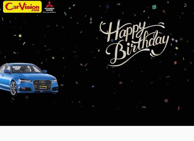 Watch and share Carvision Audi Birthday GIFs by arthurseabra on Gfycat