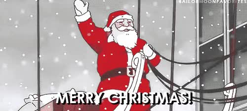 Watch and share Happy Christmas GIFs and Merry Christmas GIFs on Gfycat